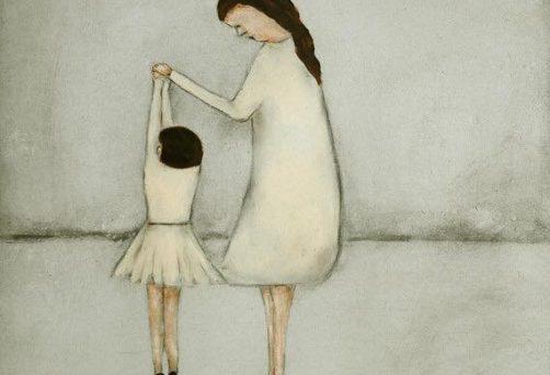 Μάθημα μαμά – κόρη
